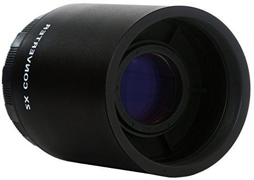 Opteka 650-1300mm Telephoto Lens Sony a7R, a7S, a7, a6500, a6300, a5100, a3000, NEX-7, NEX-5T, NEX-5N, other
