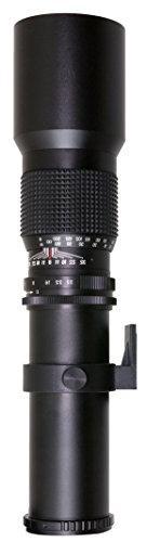 Super f8 Telephoto Lens for D4S, D4, D810, D810A, D7