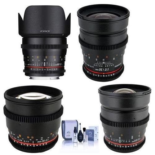 t1 5 cine 4 lens