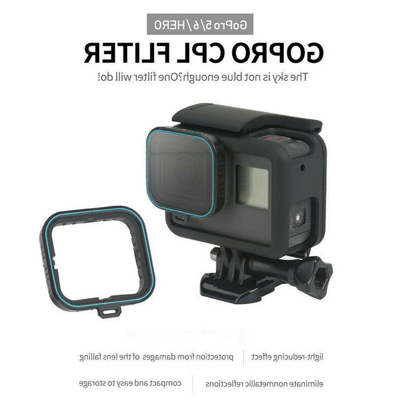 TELESIN Polarizing Camera Lens Protective For 6