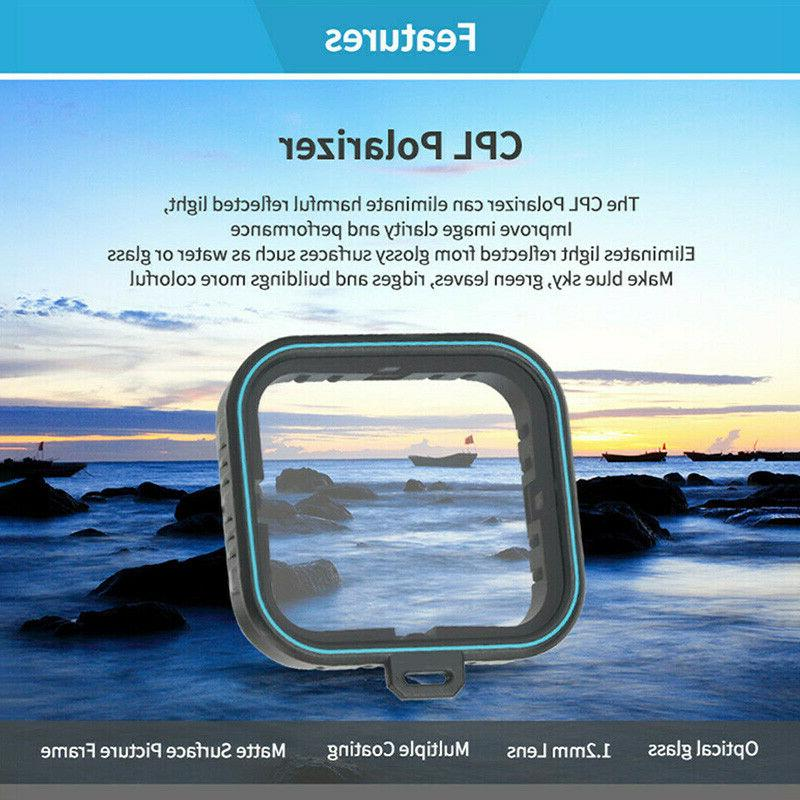 TELESIN Filter Camera For Hero 6