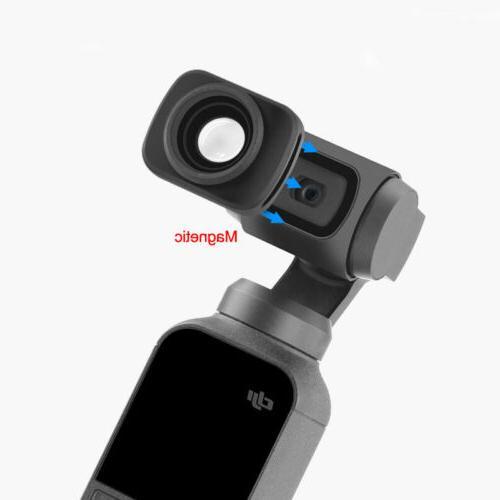 US Magnetic Wide-Angle Pocket Handheld