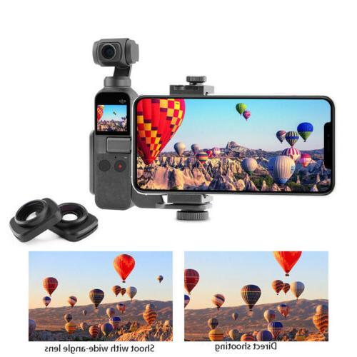 US Magnetic Lens For DJI Pocket Handheld