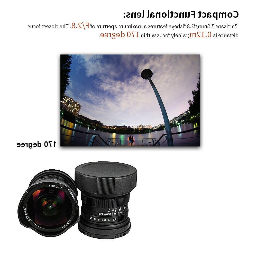 US Warehouse F2.8 for Panasonic Olympus M4/3 Camera