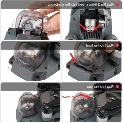 VIPITH Mavic Camera Cover Lock&Lens