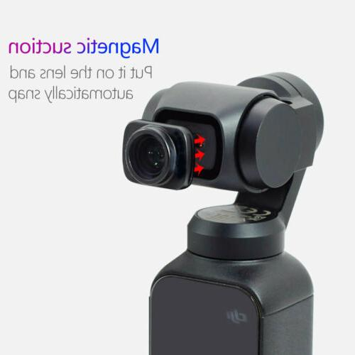Waterproof Wide-angle Lens For DJI Camera HD
