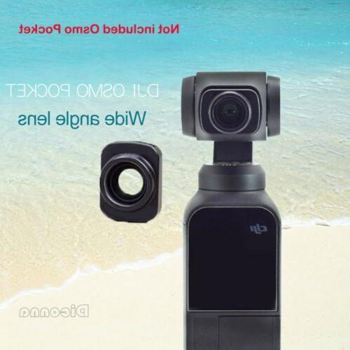 waterproof wide angle lens for dji osmo