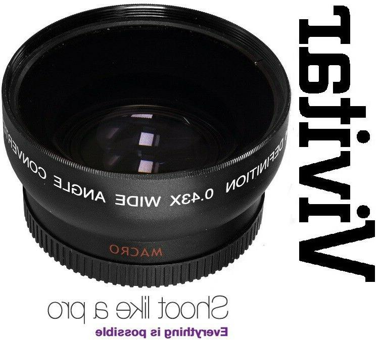 Wide Angle & Telephoto Lens For Day6 Plot Watcher Pro Camera