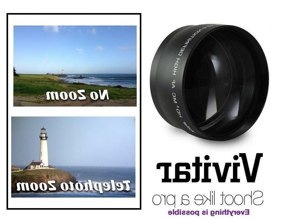 Wide Angle Lens Plot Watcher Camera TLC-200