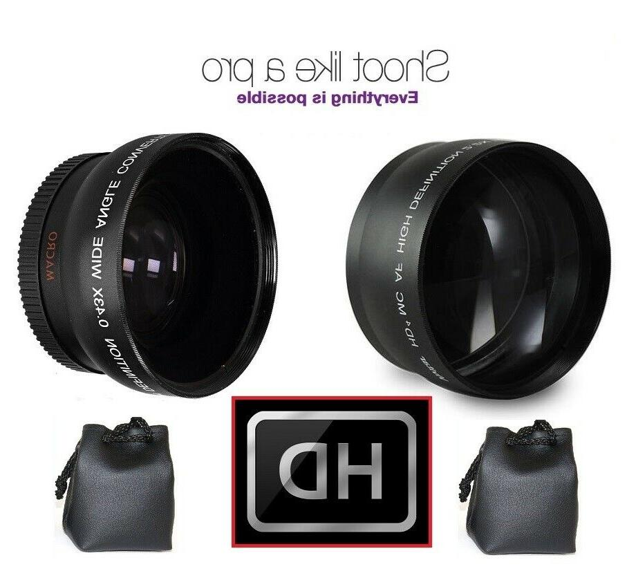 wide angle and telephoto lens for day6