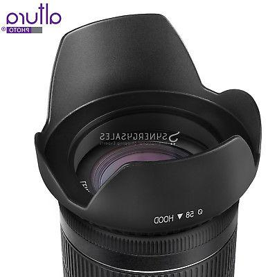 52MM Wide Lens + Filter for D5200 D5100 D3300