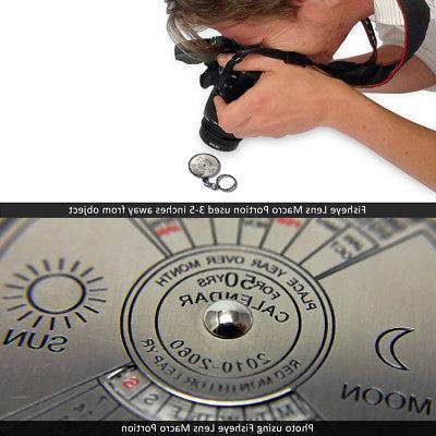 52MM Wide Lens D3300 D3200