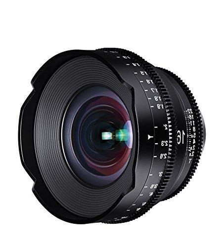 xeen t2 6 cine lens
