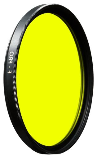 yellow lens contrast filter