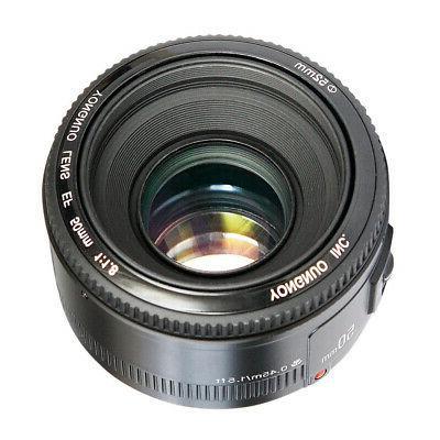 EF f/1.8 Lens Lens SLR