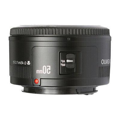 EF Lens 1:1.8 Lens SLR Camera