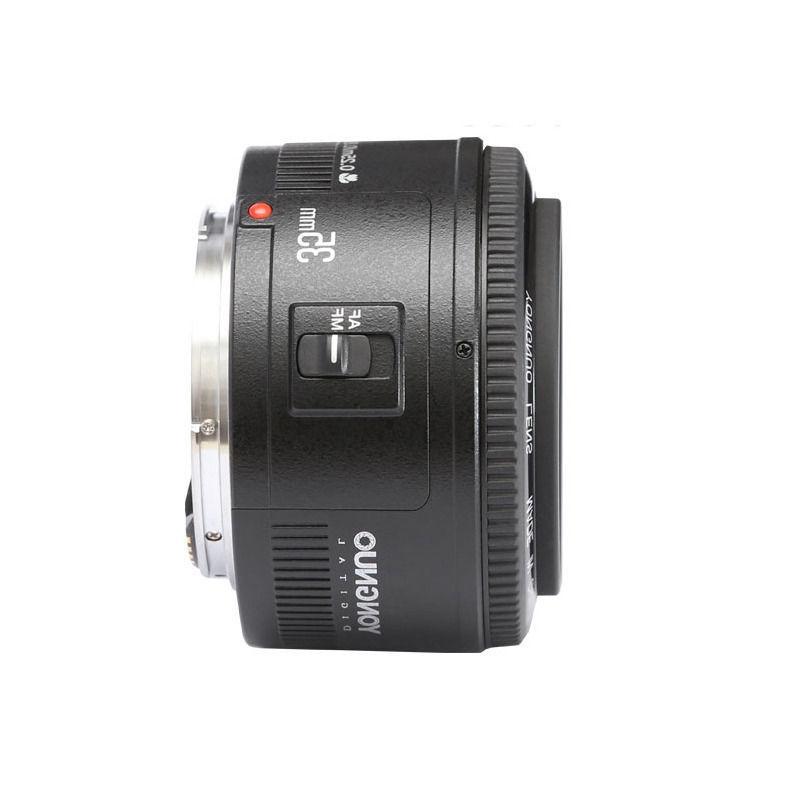 Yongnuo YN35mm EF F/2 Focus for Canon Camera