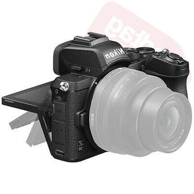 Nikon Z50 Body + Lens Kit + & More