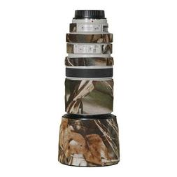 LensCoat Lens Cover for Canon 100-400 Lens Cover camouflage
