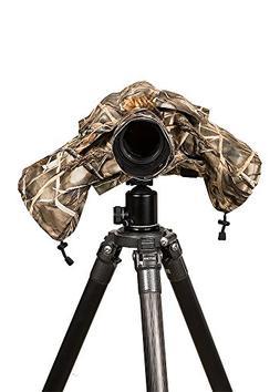 LensCoat Raincoat 2 Standard  Camouflage Cover Sleeve Protec