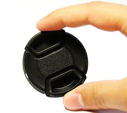 Lens Cap Cover Keeper Protector for Olympus M.Zuiko 17mm, 25