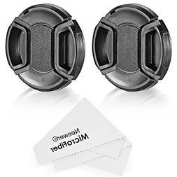 Neewer Lens Cap Kit for Nikon D3200 D3100 D3000 D5200 D5100