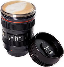 Camera Lens Coffee Mug Best Photographer Gift Ideal For Trav