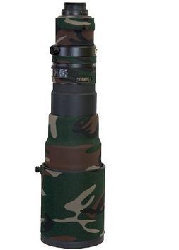 LensCoat Lens Cover for Nikon 500mmVR - camouflage neoprene