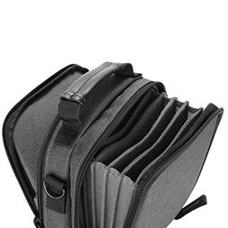 Neewer Camera Lens Filter Pouch Case with Shoulder Strap, Ma