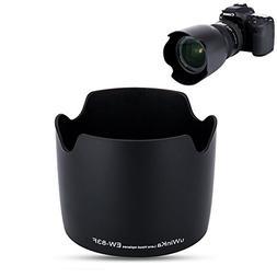 Uwinka Camera Lens Hood for Canon EF 24-70mm f/2.8L USM Lens