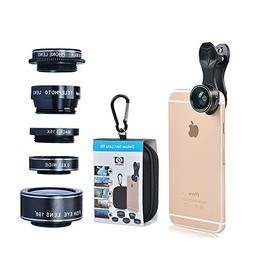 DeepSea HD Camera Lens Kit for iPhone X/8/6/6s Plus/SE/Samsu