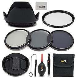 52mm Lens Accessories Kit w/ 52mm ND Filters Kit, 52mm Lens