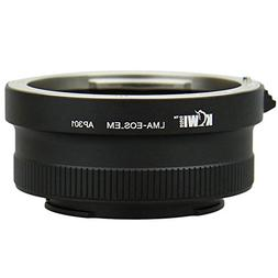 lens mount adapter