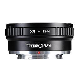 lens mount adapter copper
