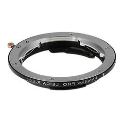Fotodiox Pro Lens Mount Adapter - Leica R SLR Lens to Canon