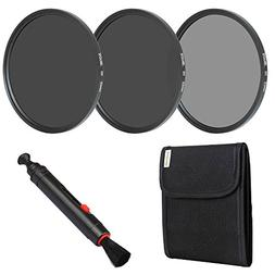 ZoMei 82mm Camera Lens Neutral Density Filter Set Include ND