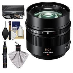 Panasonic Lumix G Leica 42.5mm f/1.2 DG Nocticron ASPH. Lens