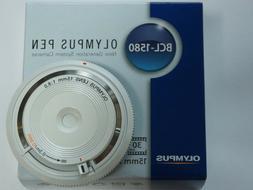 Olympus M.Zuiko Digital 15mm f8.0 BCL-1580 Body Cap Lens