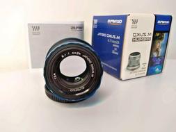 Olympus M.Zuiko Digital 45mm f/1.8 ED Lens  V311030BU000