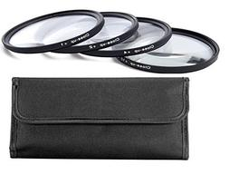 67MM Macro Close Up Filter Set  For Canon, Carl Zeiss, Fujif