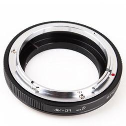 Pixco Macro Lens Mount Adapter for Canon FD Lens to Nikon F
