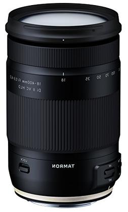 TAMRON high magnification zoom lens 18-400mm F3.5-6.3 DiII V
