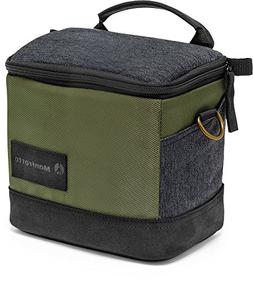 Manfrotto MB MS-SB-IGR Shoulder Bag for DSLR with Additional
