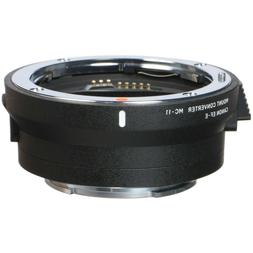 Sigma MC-11 Mount Converter/Lens Adapter - Canon EF to Sony