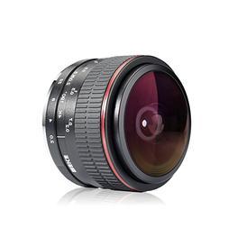 MEKE Meike 6.5mm Ultra Wide f/2.0 Circular Fisheye Lens Cano