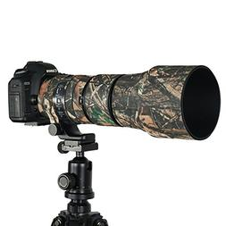 Forest Green Camo Mekingstudio Neoprene Camera Lens Protective Coat Camo Lens Cover for Tamron 150-600A011