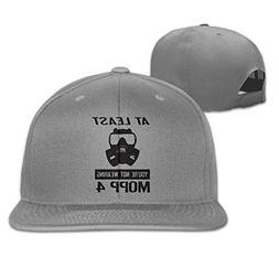 Yishuo Men's Gas Mask - MOPP 4 Funny Travel Ash Caps Adjusta