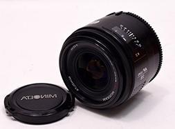 Minolta Maxxum Dynax AF 28mm F2.8 lens fits all Minolta Maxx