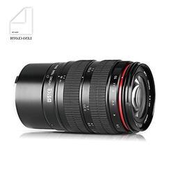 Meike MK 85mm f/2.8 Manual Focus M43 system Medium Telephoto