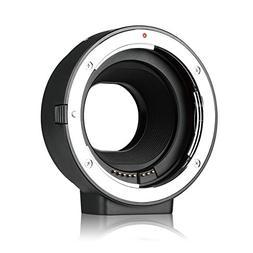 MEIKE MK-NF-E Manual Nikon F-Mount Lens to Sony Mirrorless E